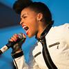Jamelle Monáe @ Life is Beautiful Festival, Las Vegas 10-26-2013