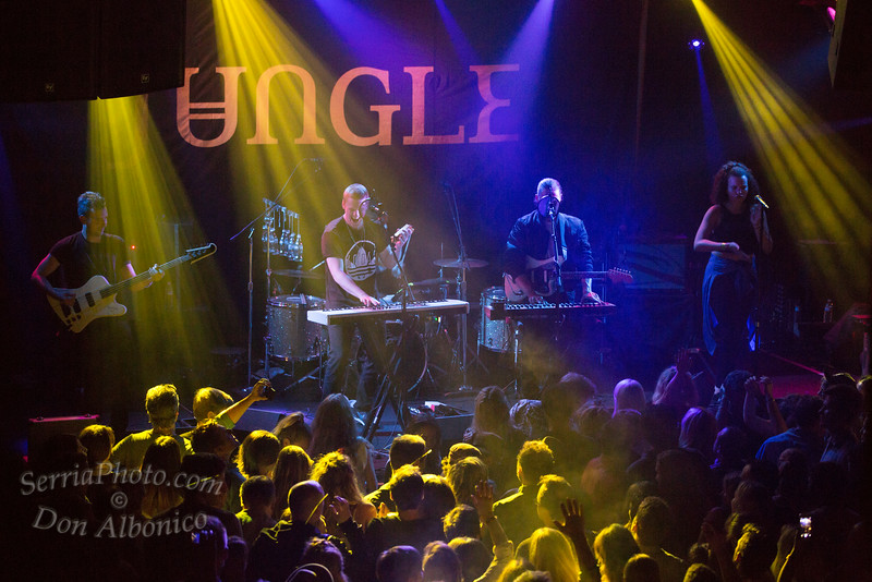 Jungle @ The Independent, San Francisco, 6-7-2014