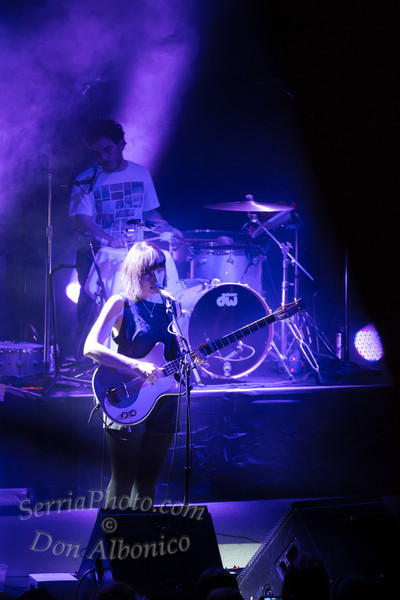 Daughter @ the Fillmore, San Francisco 10-07-2013